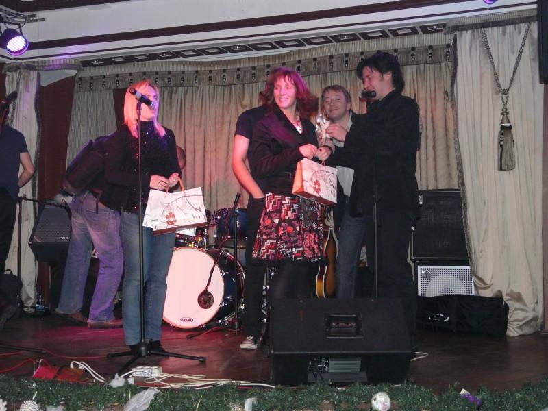 Вручение наград Звезда битловских вечеринок