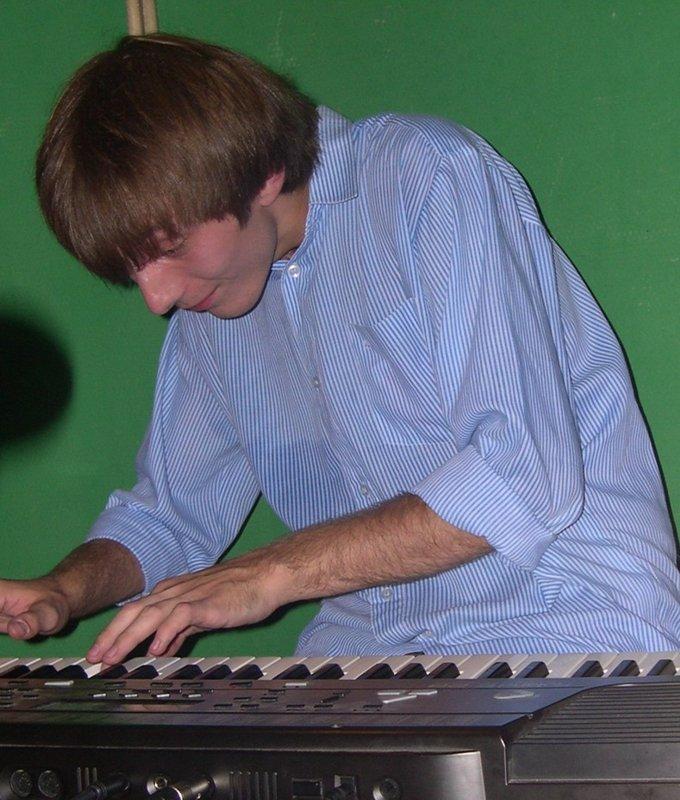 Прирожденный клавишник