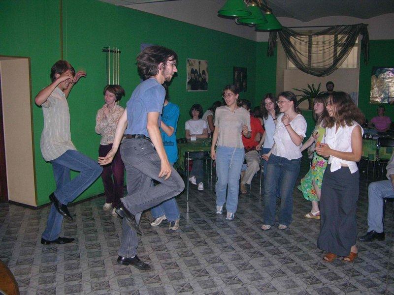 Английский народный танец