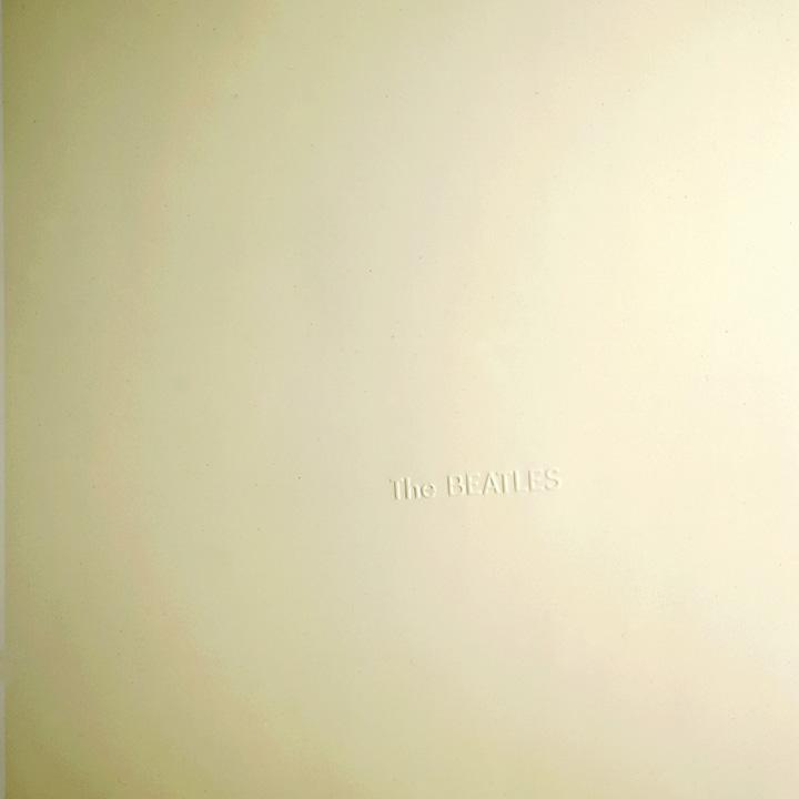 The Beatles белый альбом