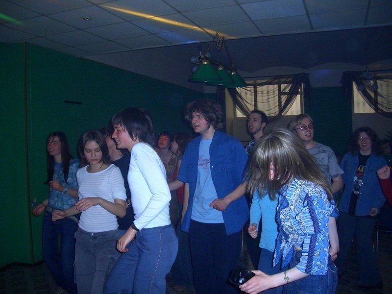 концерт Time и Beagles - публика