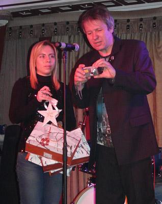 Вручение наград: Организатор года-2009 - Андрей Тарасенков
