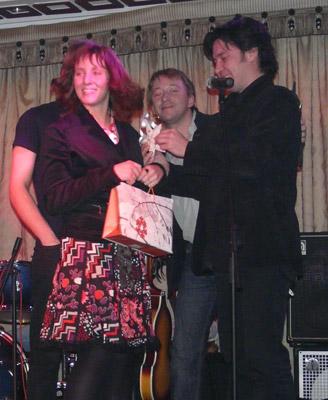 Вручение наград: Спец.проект года-2009 - Duck Tales