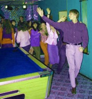 Come Together, битловская вечеринка в кафе Сабс