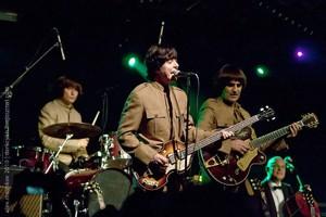 The Bootleg Beatles на концерте 9 октября 2010 в Москве